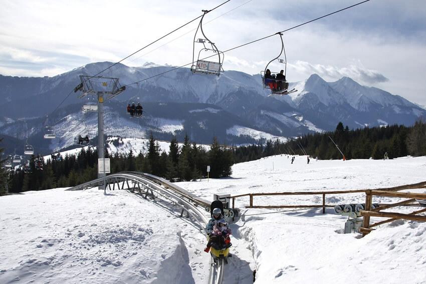 bachled ski