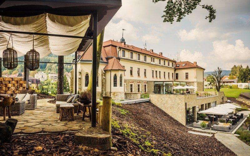 Náš pobyt v kúpeľnom mestečku Luhačovice - Korela Blog caea9b8b39
