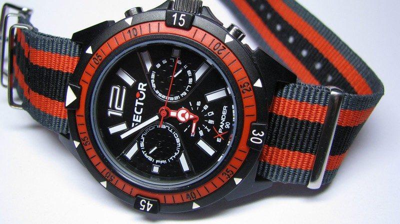 Učarovali mi hodinky Sector - Korela Blog 8db0687206